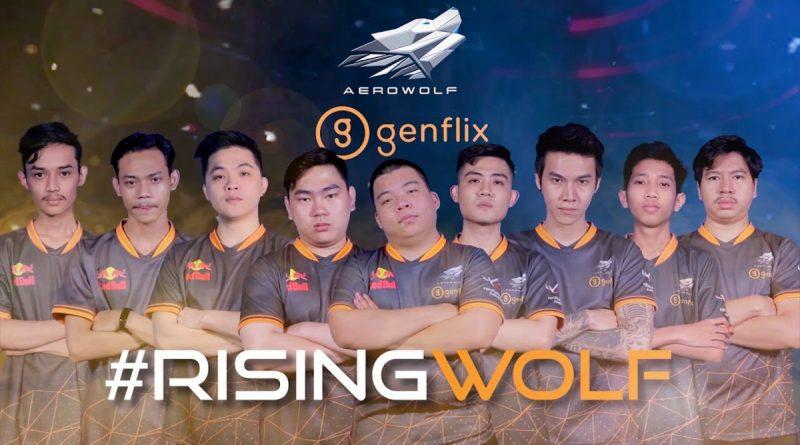 Genflix Aerowolf Umumkan Roster Mobile Legends di MPL Season 5