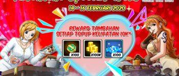 Rayakan Valentine's Day Bersama Ocean Rebellion dan UniPin!
