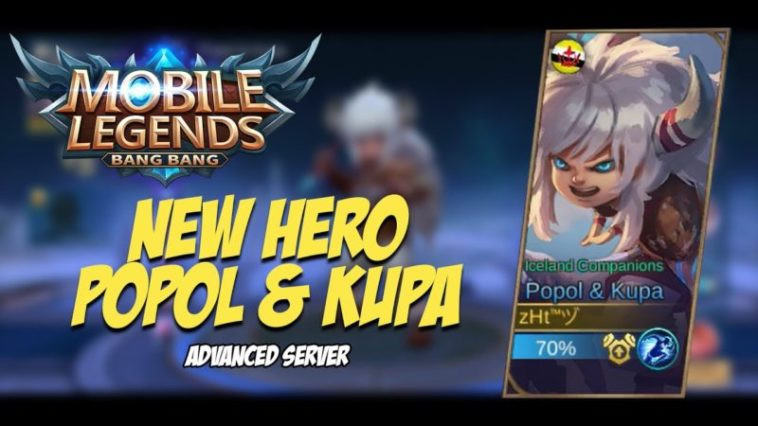 Perkenalkan Popol and Kupa, Hero Marksman Mobile Legends dengan 4 Skill!