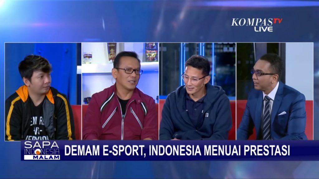 Esports Indonesia Menuai Prestasi, Begini Kata Sandiaga 5-53 screenshot