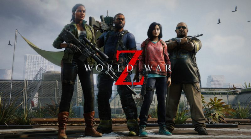Game World War Z Gratis