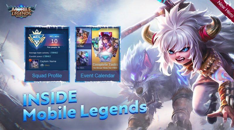 Update Mobile Legends Patch 1.4.70 Telah Hadir, Apa Saja Fitur Barunya?