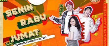 Temani Sahur dan Buka Puasa, RevivalTV Hadirkan Acara Spesial Bulan Ramadhan!