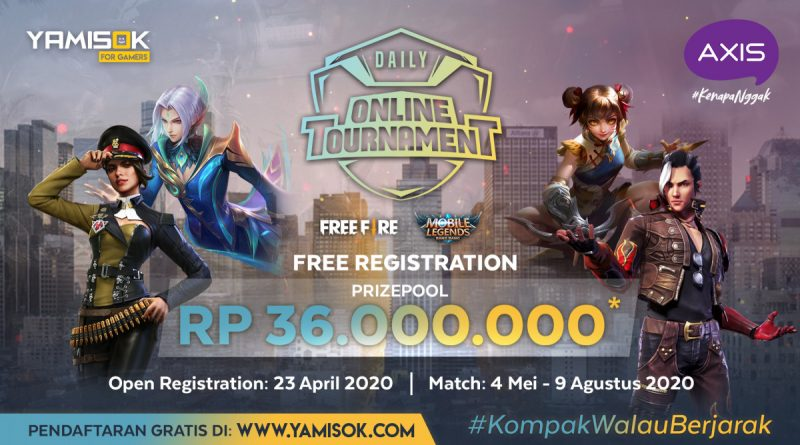 AXIS Daily Online Tournament