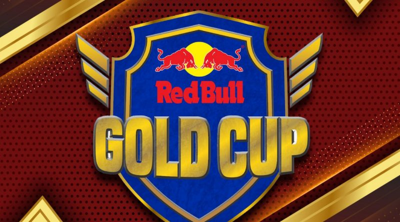 Red Bull Gold Cup Logo