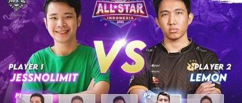 Ini Pemain Pilihan Jess no Limit dan Lemon di Duel Mobile Legends All Star 2020!