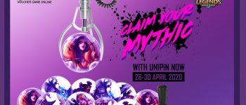 Claim your Mythic with UniPin – Dapatkan skin Spesial MLBB