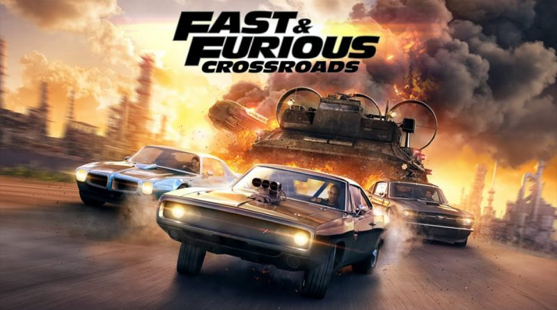 Fast and Furious: Crossroads