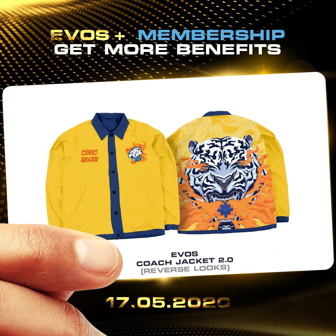 EVOS Membership 3