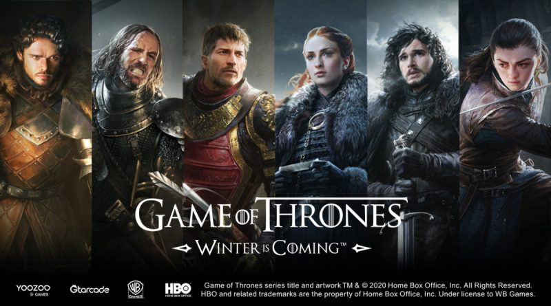 Game of Thrones: Winter is Coming Memulai Pra-registrasi di empat wilayah