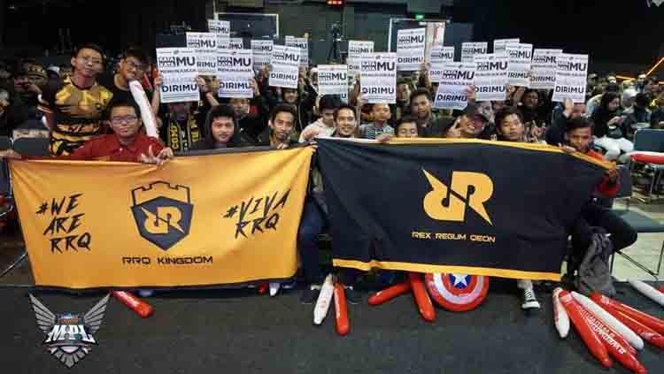 RRQ Buka Pendaftaran RRQ Kingdom Untuk Fans, Buru Ikut!