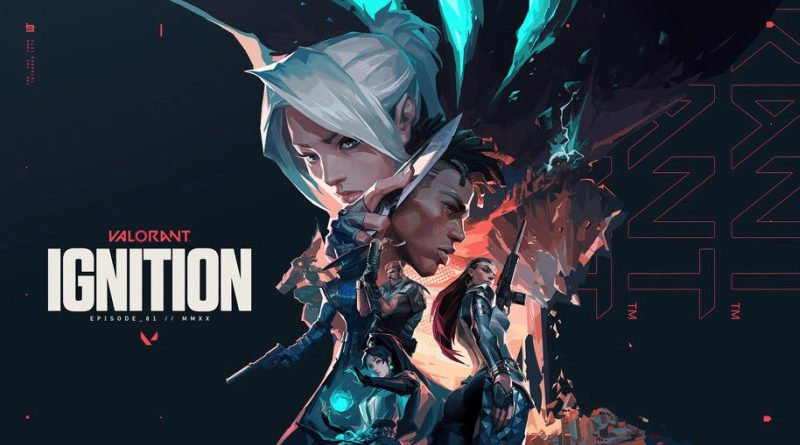Ignition Series, Turnamen Esports Pertama Valorant!