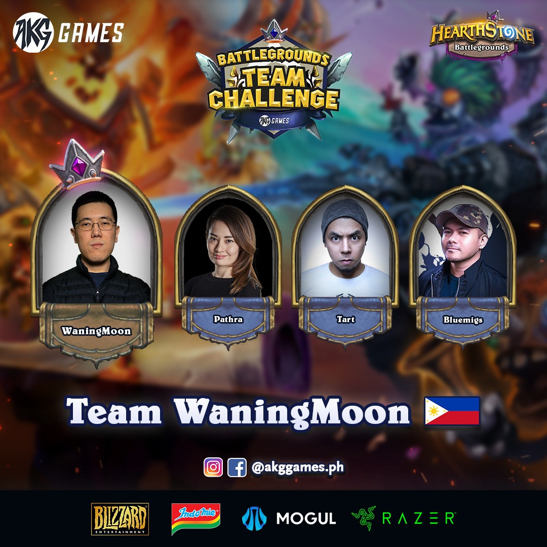 Team WaningMoon_PH