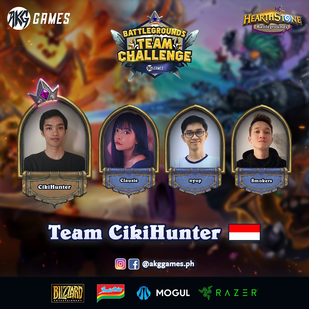 Team CikiHunter_ID