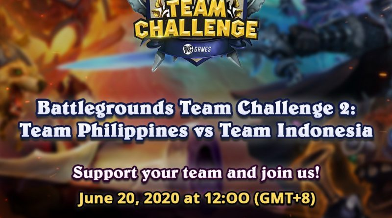 Hearthstone Battlegrounds Team Challenge