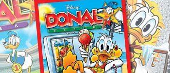 Rilis Edisi Terakhir, Komik Album Donal Bebek Pamit Undur Diri Usai 44 Tahun