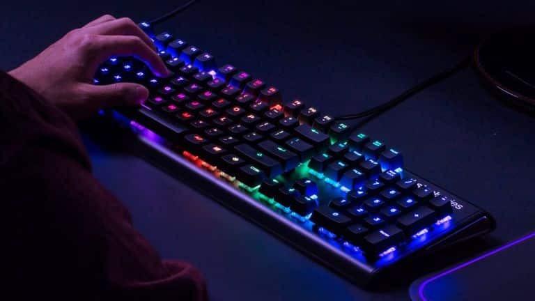 7 Keyboard 500 Ribuan Untuk Main Game eSports