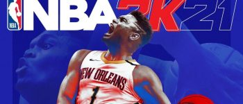 Zion Williamson Dipilih sebagai ​Cover ​NBA 2K21 Versi Next-Gen