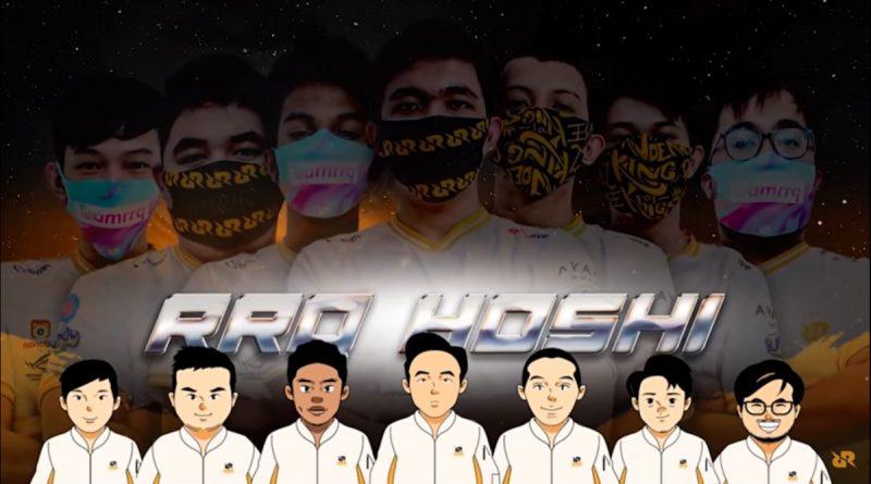 Upstation-Tuturru Istirahat, Ini Dia Roster Squad RRQ MPL Season 6!