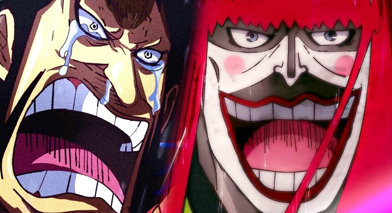 upstation - Spoiler Manga One Piece 986 - Kanjuro Ternyata Bukan Pengkhianat?