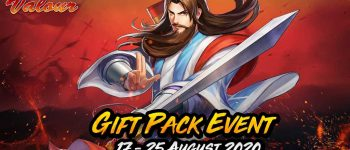 KOV Exclusive Gift Pack Event, dapatkan Item In-game!
