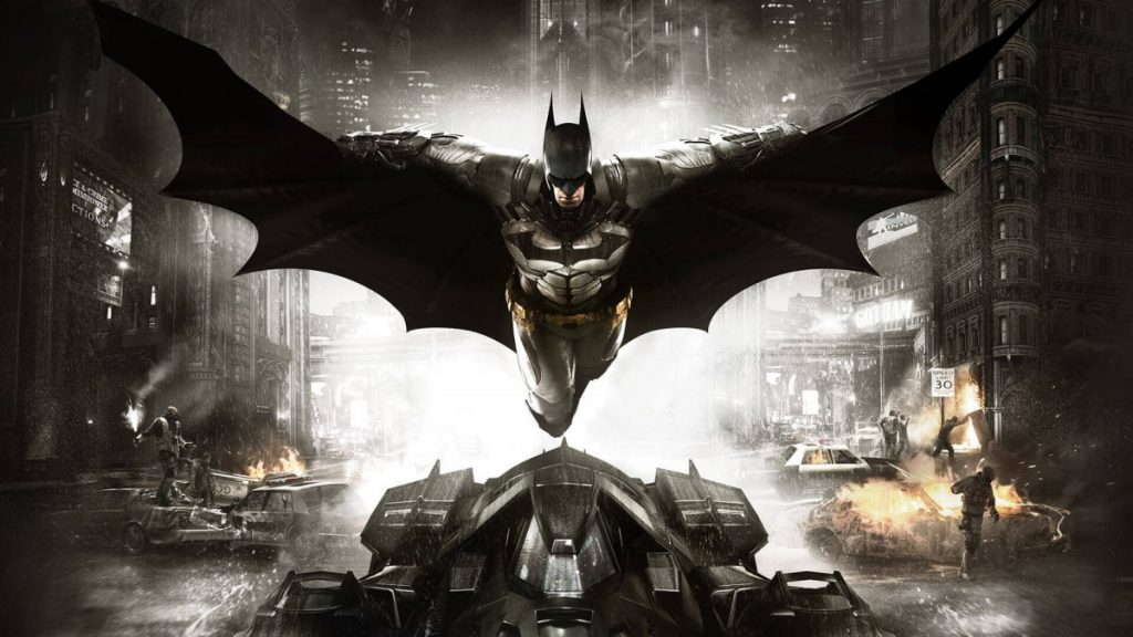 upstation - 5 Fakta Gotham Knight, Game Batman Baru Usai Kematian Bruce Wayne