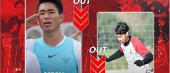 Telat Bangun, Shin Tae Yong Pecat 2 Pemain Timnas Indonesia U-19