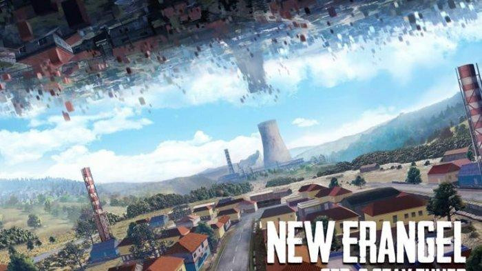 Upstation-PUBG Mobile Hadirkan Map New Erangel, Area Loot Makin Banyak?