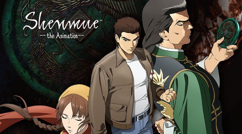 upstation - Game Legendaris Shenmue Akan Diangkat Jadi Serial Anime, Kapan Tayang?