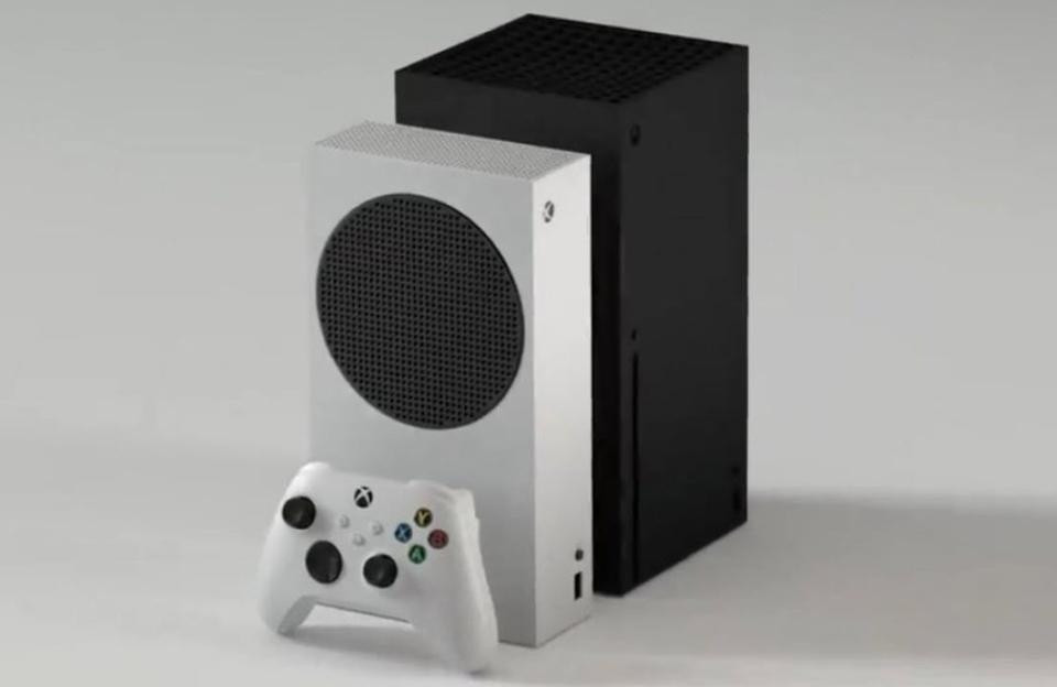 upstation - Wujud Xbox Series S Bocor, Harga Hanya 4 Jutaan Aja!