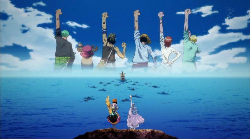 upstation - 3 Arc One Piece Paling Berkesan dan Penuh Pelajaran Sejauh Ini