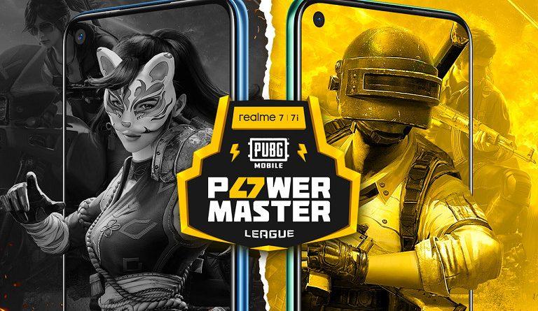 Idaman Penggila PUBG, Realme 7 Hadirkan Realme PUBG Power Master League