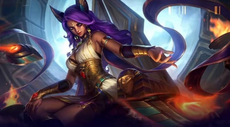 Upstation-5 Hero Ini Ampuh Untuk Counter Esmeralda di Mobile Legends!