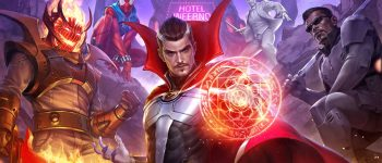 Update Marvel Future Fight yang Terinspirasi Dari Komik Damnation!