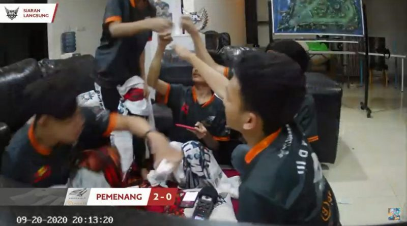 Upstation-MPL Season 6: Genflix Aerowolf Tampil Permalukan Evos Legends 2-0!