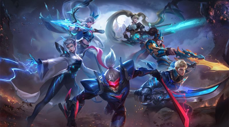Upstation-Lima Hero Klasik Mendapatkan Revamp di Mobile Legends Project Next!