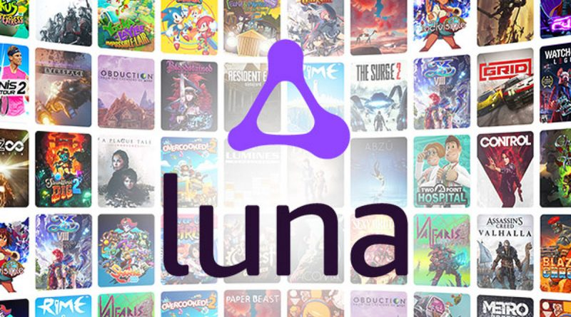 upstation - Luna, Layanan Streaming Game Milik Amazon Resmi Diperkenalkan!