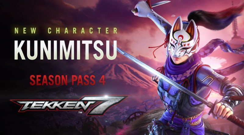 upstation - Kunimitsu Pastikan Hadir Sebagai DLC di Tekken 7 Season Pass 4