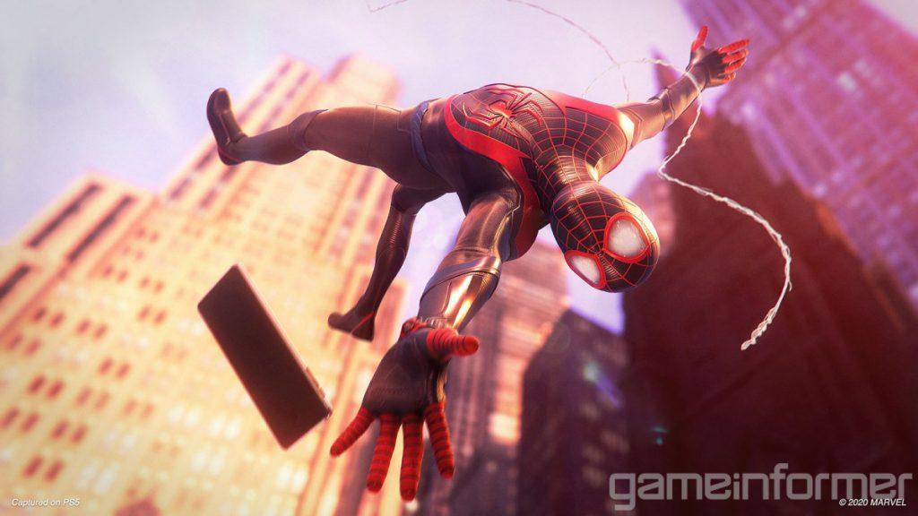 upstation - Rilis Segudang Screenshot, Spider-Man: Miles Morales Perlihatkan Kostum Baru!