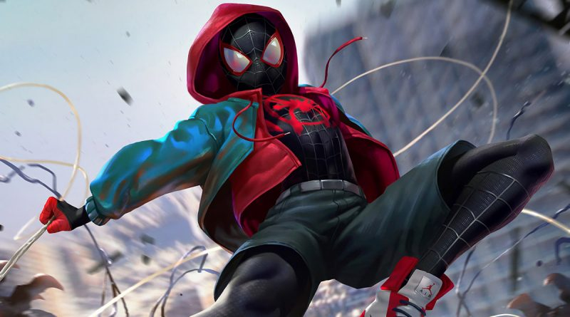 upstation - Miles Morales Akan Hadir di Film Spider-Man 3?
