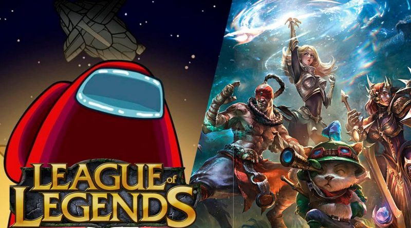 upstation - Riot Games Berencana Buat Game Spin-Off League of Legends ala Among Us?