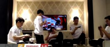 Playoff MPL Season 6: RRQ Hoshi Berhasil Amankan Tiket Pertama ke Grand Final!