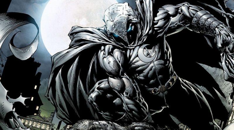 upstation - Serial Marvel Moon Knight Temukan Pemeran Utamanya!