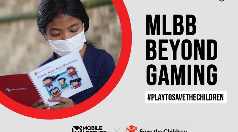 Main Game Sambil Donasi, MLBB Donasikan Rp200 Juta Lewat #PlayToSaveTheChildren