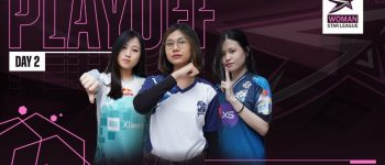 Luar Biasa, Playoff Woman Star League Invitational S1 Capai Satu Juta Viewers!