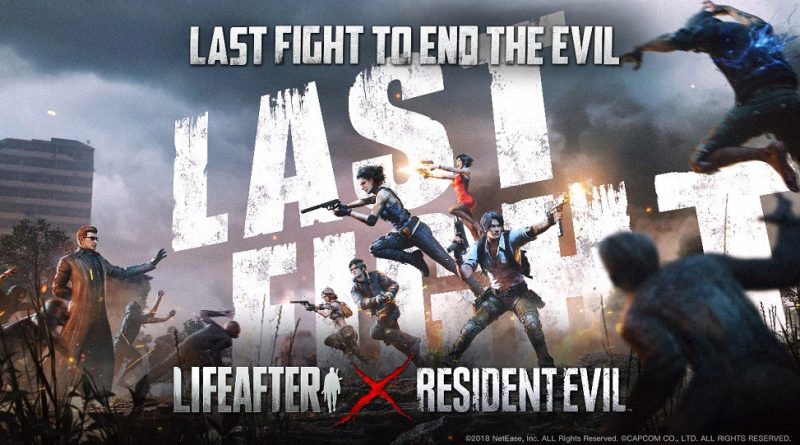 Fase Kedua LifeAfter X Resident Evil Sudah Dimulai!