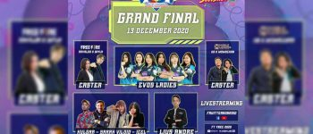 Pekan Ini, Fruit Tea Youth National Esports Championship 2020 Masuki Babak Grand Final!