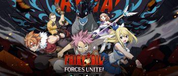 Resmi Dirilis, Game FAIRY TAIL: Forces Unite Sudah Bisa Kamu Mainkan Gratis Sekarang!