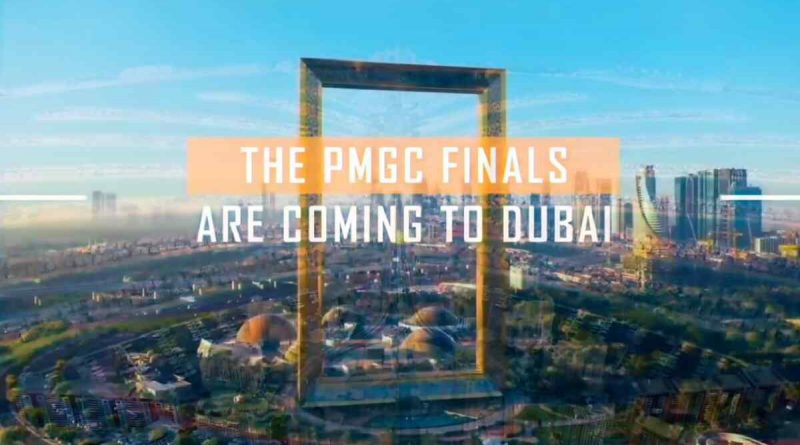 Upstation-Hore! Grand Final PMGC 2020 Akan Digelar Offline di Dubai!