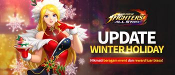 Ini Dia Daftar Update Event Liburan THE KING OF FIGHTERS ALLSTAR Netmarble